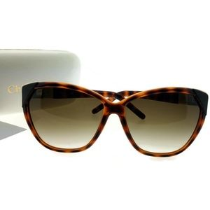 Chloe CE600S-219-60 Cat Eye Women's Tortoise Frame